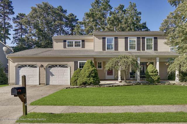 13 Remsen Drive, Howell, NJ 07731 (MLS #22022101) :: The MEEHAN Group of RE/MAX New Beginnings Realty