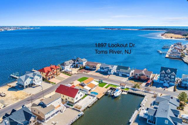 1897 Lookout Drive, Toms River, NJ 08753 (MLS #22022147) :: The MEEHAN Group of RE/MAX New Beginnings Realty
