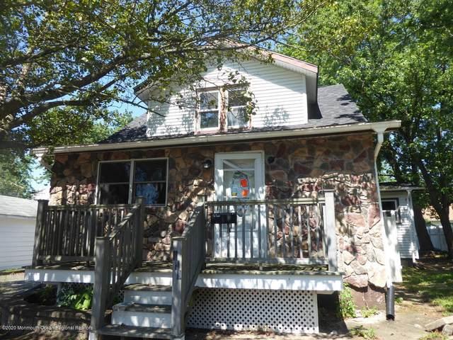 156 Ridge Avenue, Belford, NJ 07718 (MLS #22022193) :: The MEEHAN Group of RE/MAX New Beginnings Realty