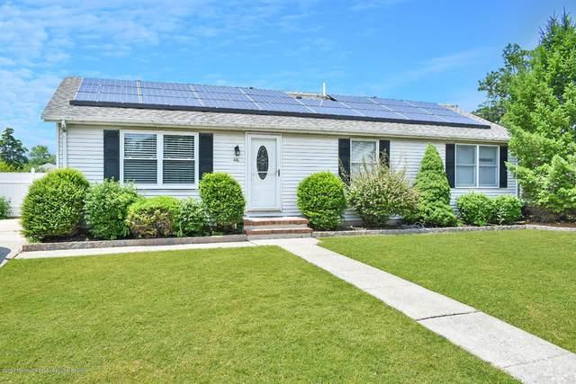 416 Ocean Avenue, Beachwood, NJ 08722 (MLS #22022203) :: The Dekanski Home Selling Team