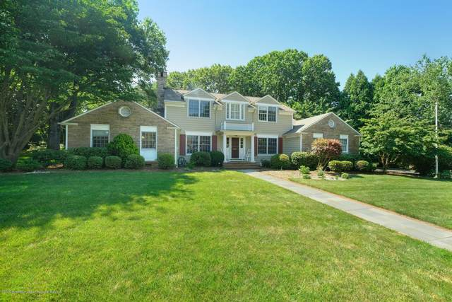 154 Buttonwood Drive, Fair Haven, NJ 07704 (MLS #22022205) :: The MEEHAN Group of RE/MAX New Beginnings Realty
