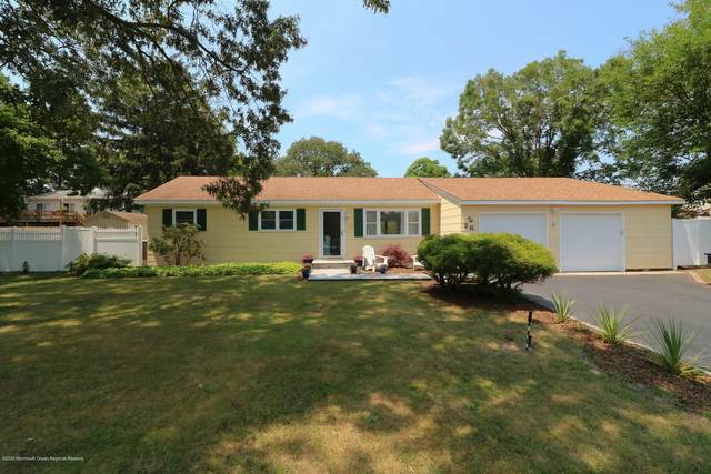 26 Larkin Avenue, Pine Beach, NJ 08741 (MLS #22022210) :: William Hagan Group
