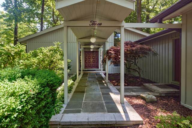 3 Countryview Road, Holmdel, NJ 07733 (MLS #22022278) :: The Sikora Group