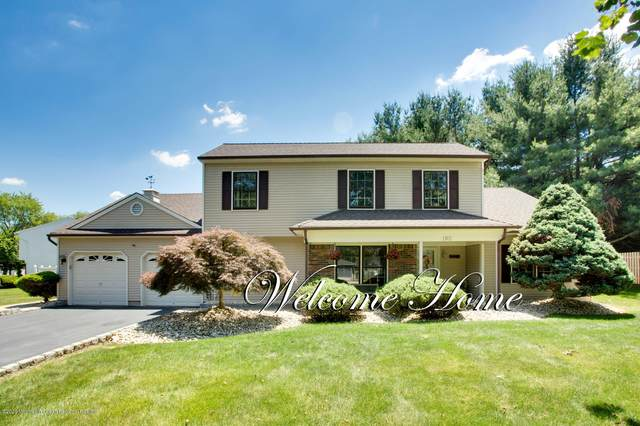 190 Concord Drive, Freehold, NJ 07728 (MLS #22022334) :: The CG Group | RE/MAX Real Estate, LTD