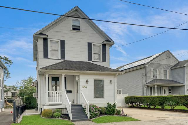 556 Overton Place, Long Branch, NJ 07740 (MLS #22022357) :: The MEEHAN Group of RE/MAX New Beginnings Realty
