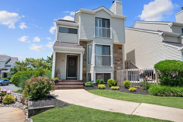 580 Patten Avenue #23, Long Branch, NJ 07740 (MLS #22022414) :: The MEEHAN Group of RE/MAX New Beginnings Realty