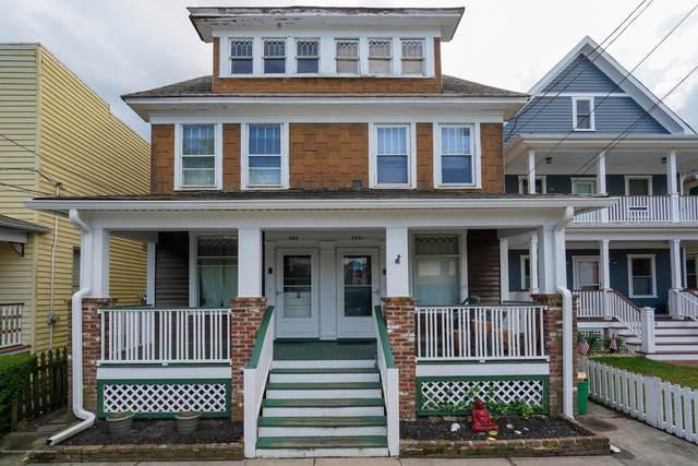 144 Abbott Avenue, Ocean Grove, NJ 07756 (MLS #22022445) :: William Hagan Group