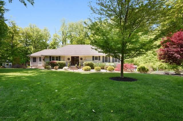 34 Stork Court, Middletown, NJ 07748 (MLS #22022497) :: The Dekanski Home Selling Team