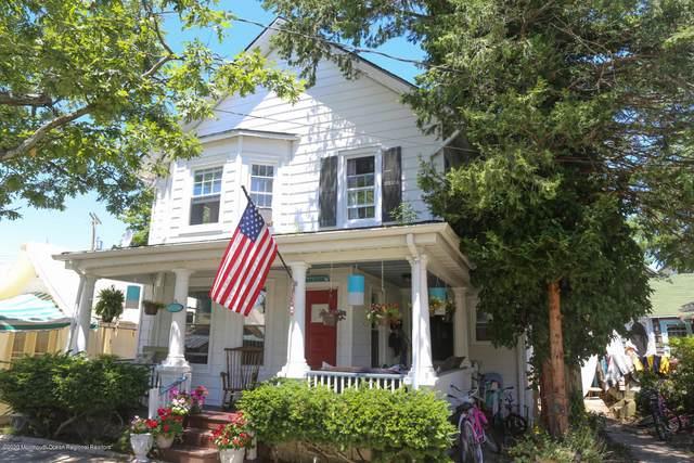 59 Kingsley Place, Ocean Grove, NJ 07756 (MLS #22022500) :: The Dekanski Home Selling Team