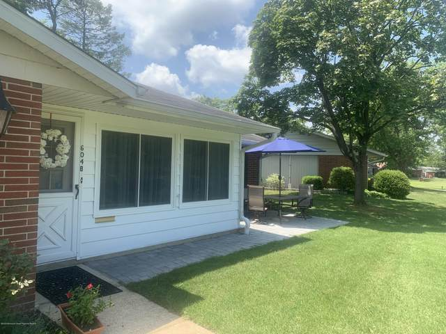 604B Lake Point Drive, Lakewood, NJ 08701 (MLS #22022503) :: The MEEHAN Group of RE/MAX New Beginnings Realty