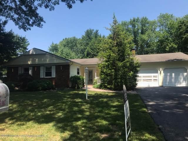 11 Emerson Drive, Morganville, NJ 07751 (MLS #22022509) :: The Sikora Group