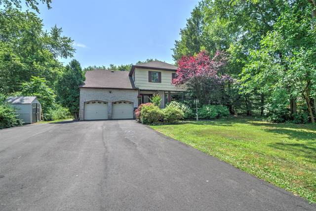 69 Tennent Road, Morganville, NJ 07751 (MLS #22022555) :: The Sikora Group