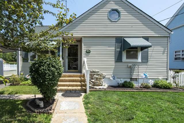 40 Harding Avenue, Keansburg, NJ 07734 (MLS #22022677) :: William Hagan Group