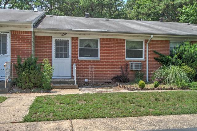 10 Bennington Lane C, Whiting, NJ 08759 (MLS #22022683) :: The MEEHAN Group of RE/MAX New Beginnings Realty