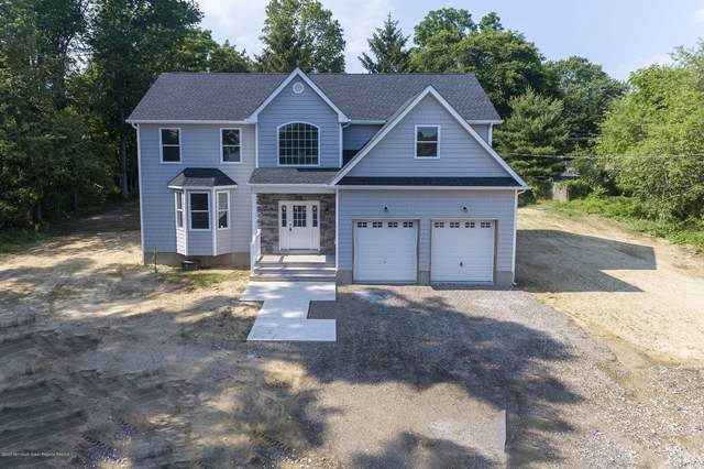 700 Wardell Road, Tinton Falls, NJ 07724 (MLS #22022696) :: Rob Sago Home Group