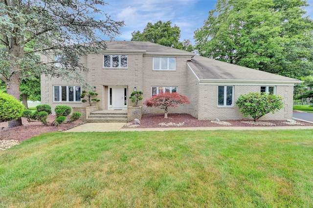 20 Candlelight Drive, Holmdel, NJ 07733 (MLS #22022786) :: The Sikora Group