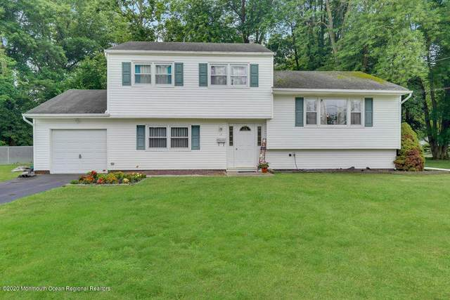 14 Stratford Drive, Manalapan, NJ 07726 (MLS #22022857) :: Rob Sago Home Group