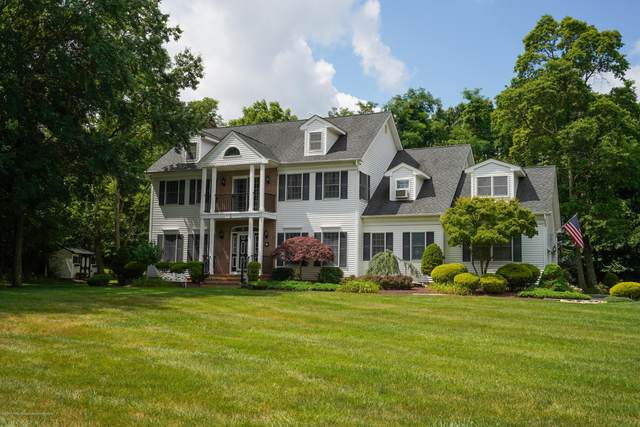 1 Chartwell Court, Freehold, NJ 07728 (MLS #22022885) :: William Hagan Group