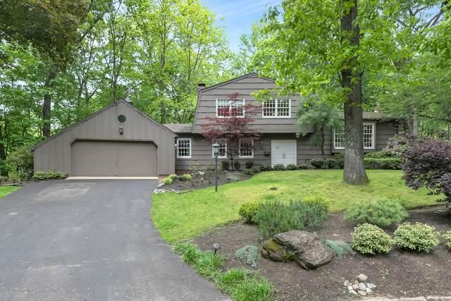 8 N Point Road, Lincroft, NJ 07738 (MLS #22022911) :: William Hagan Group