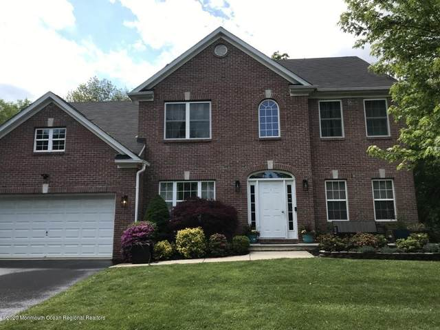 16 Maple Leaf Drive, Belford, NJ 07718 (MLS #22022918) :: William Hagan Group
