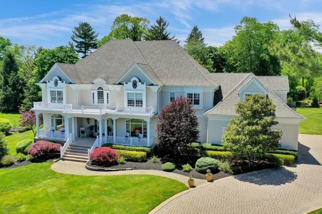 25 Sunny Ridge Drive, Fair Haven, NJ 07704 (MLS #22022928) :: William Hagan Group