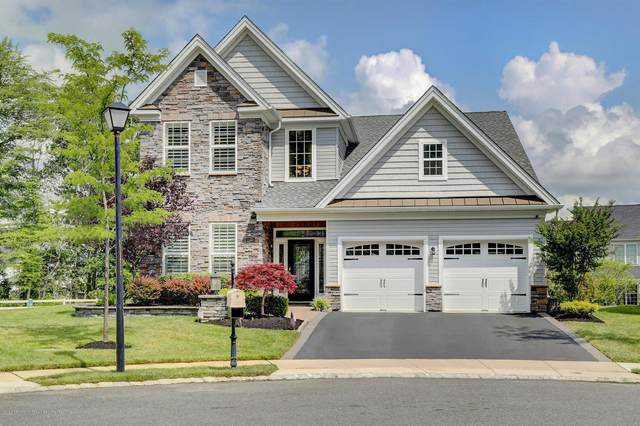 37 Northcrest Drive, Tinton Falls, NJ 07724 (MLS #22022965) :: The Dekanski Home Selling Team