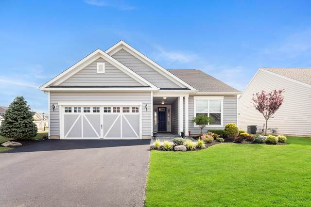 9 Republic Drive, Monroe, NJ 08831 (MLS #22022984) :: The Premier Group NJ @ Re/Max Central