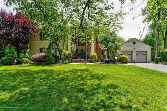 49 Calvert Avenue W, Edison, NJ 08820 (#22023005) :: Daunno Realty Services, LLC
