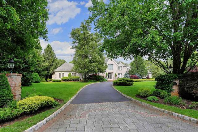 7 Country Meadow Drive, Colts Neck, NJ 07722 (MLS #22023128) :: The Sikora Group