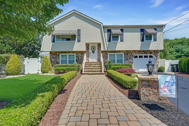 916 Shenandoah Drive, Spring Lake Heights, NJ 07762 (MLS #22023178) :: The Sikora Group