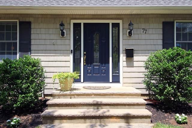 77 Obre Place, Shrewsbury Boro, NJ 07702 (MLS #22023199) :: The Sikora Group