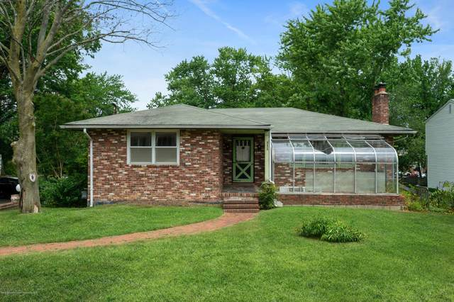 111 Aberdeen Road, Aberdeen, NJ 07747 (MLS #22023208) :: The Sikora Group