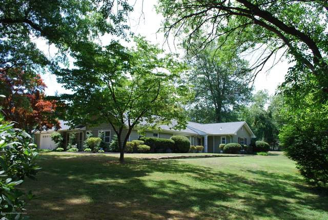56 Hamiltonian Drive, Red Bank, NJ 07701 (MLS #22023216) :: The Sikora Group