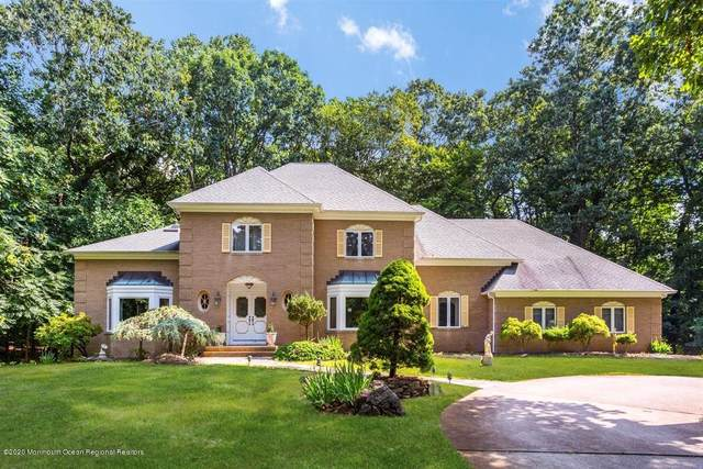 11 Clover Hill Road, Colts Neck, NJ 07722 (MLS #22023221) :: The Sikora Group