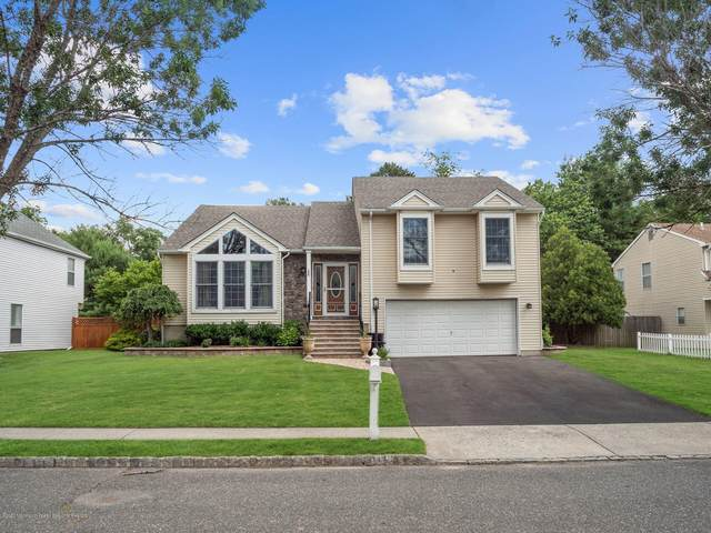 12 Cattail Drive, Howell, NJ 07731 (MLS #22023372) :: Team Gio | RE/MAX
