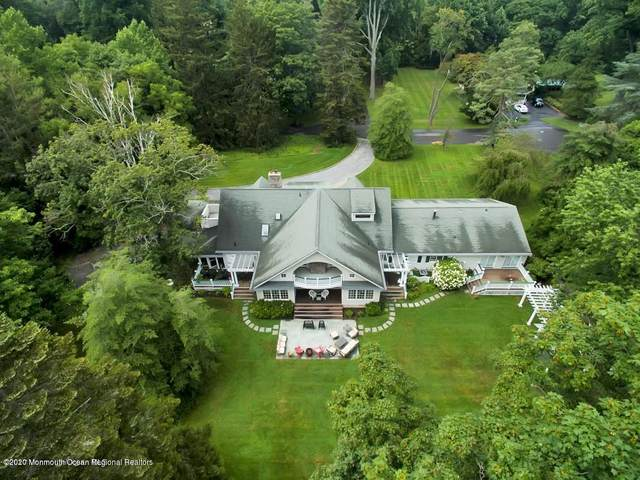 5 Tulip Tree Lane, Rumson, NJ 07760 (#22023389) :: Nexthome Force Realty Partners