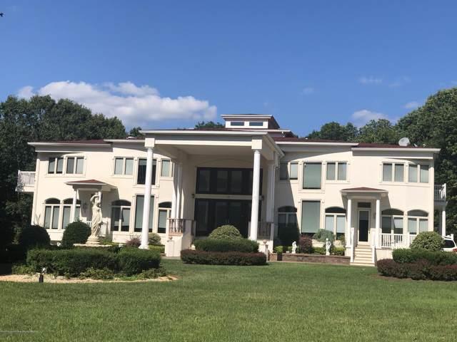 15 Mockingbird Drive, Colts Neck, NJ 07722 (MLS #22023427) :: The Sikora Group