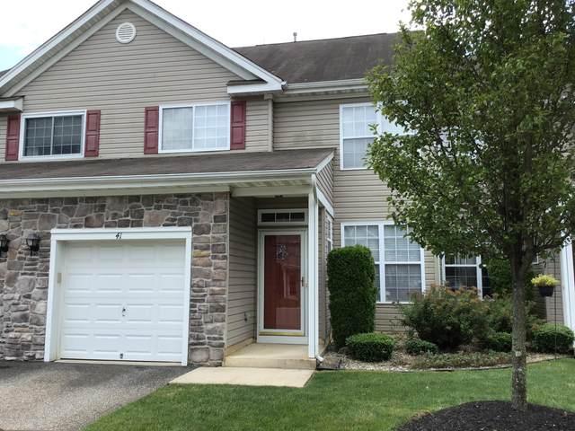 41 Manhattan Drive #85, Brick, NJ 08723 (MLS #22023434) :: The Dekanski Home Selling Team