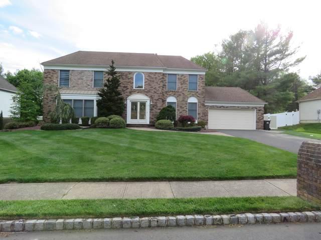 73 Homestead Circle, Marlboro, NJ 07746 (MLS #22023484) :: The Sikora Group