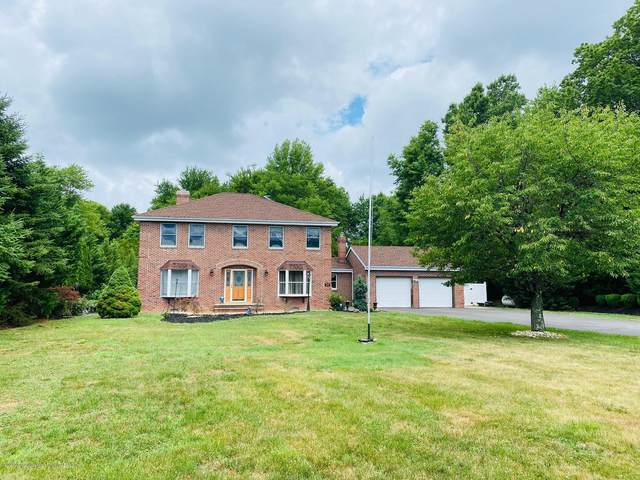 399 Hoffman Station Road, Monroe, NJ 08831 (MLS #22023491) :: The Ventre Team
