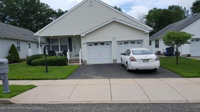 1445 Petunia Way S, Toms River, NJ 08755 (MLS #22023567) :: The Ventre Team
