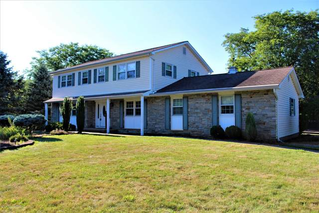 60 Strickland Road, Freehold, NJ 07728 (MLS #22023588) :: The Sikora Group