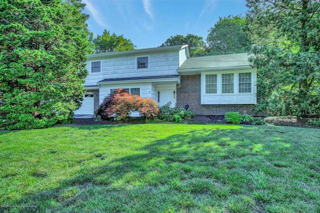 5 Montreal Square, Marlboro, NJ 07746 (MLS #22023708) :: The Ventre Team
