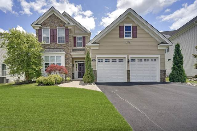 36 Legacy Court, Freehold, NJ 07728 (MLS #22023901) :: The Streetlight Team at Formula Realty