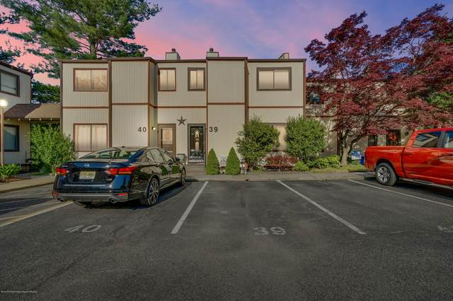 39 Ellen Heath Drive #39, Matawan, NJ 07747 (MLS #22023923) :: The Ventre Team