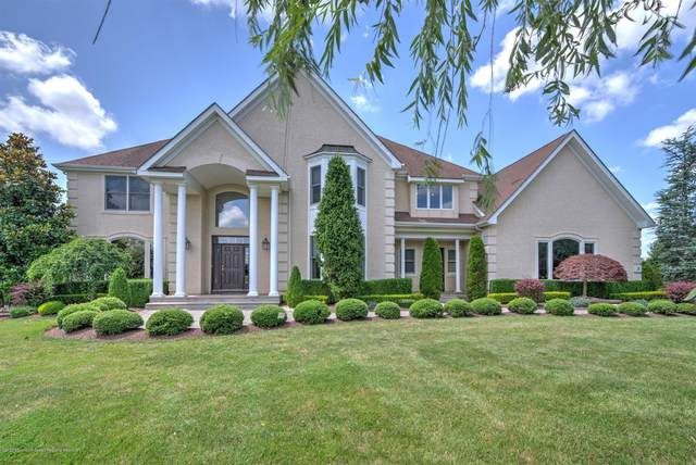 3 Trinity Place, Freehold, NJ 07728 (MLS #22024070) :: The Sikora Group