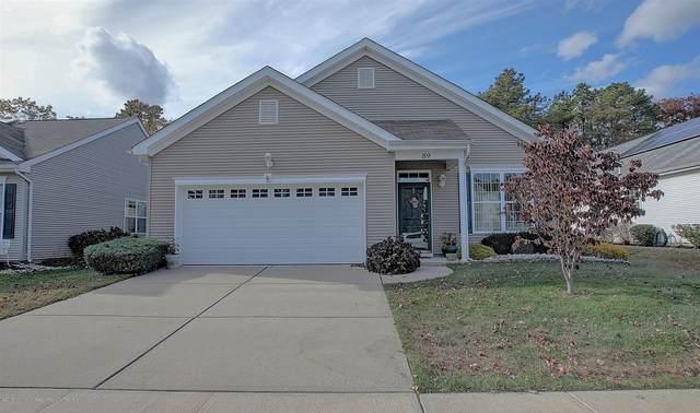 89 Briarwood Drive, Little Egg Harbor, NJ 08087 (MLS #22024106) :: William Hagan Group