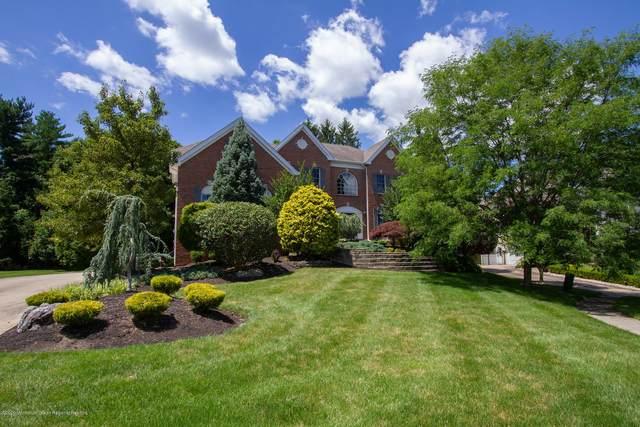 7 Ellery Place, Marlboro, NJ 07746 (MLS #22024129) :: The MEEHAN Group of RE/MAX New Beginnings Realty