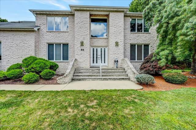54 Shilling Road, Manalapan, NJ 07726 (MLS #22024150) :: The MEEHAN Group of RE/MAX New Beginnings Realty