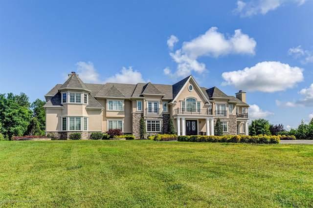 12 Hambletonian Drive, Colts Neck, NJ 07722 (MLS #22024186) :: The CG Group | RE/MAX Real Estate, LTD